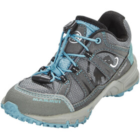 Mammut Kids First Low GTX Shoes graphite-cloud